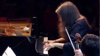 Scarlatti, Sonate K.141 - Martha Argerich