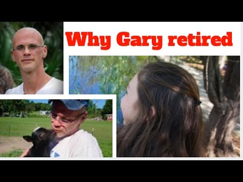 Why Gary Yourofsky left...