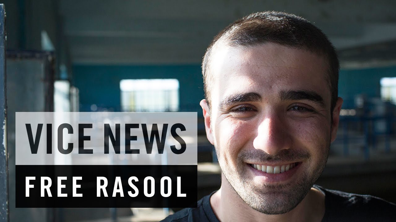 "VICE News Reporter Wrongfully Imprisoned For 2 Months For ""Supporting A Terrorist Organization"" In Turkey #FREERASOOL"