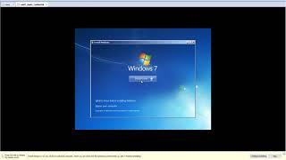 Lab 3.1 : cài đặt hệ điều hành windows 7 từ usb