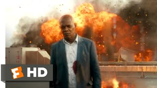 The Hitman's Bodyguard (2017) - You Shot My Bodyguard Scene (12/12) | Movieclips