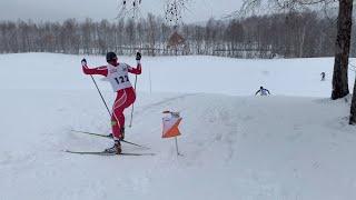 2020スキーオリエンテーリング北海道選手権大会(スプリント)
