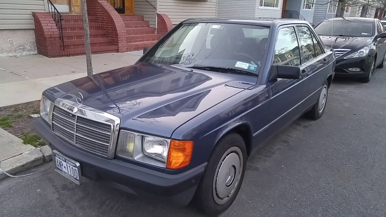 1988 mercedes benz 190 e youtube for 1988 mercedes benz 300se