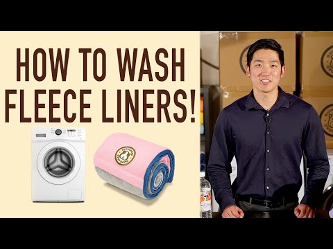 How To Wash Your Fleece Liner! | Keep your Guinea Pig Cage Bedding in Tip Top Shape
