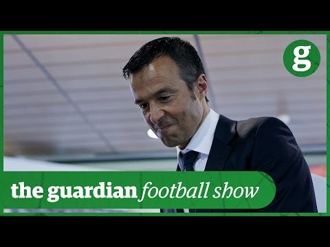 Who is the most powerful man in football?   Guardian Football Show