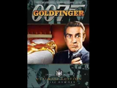 James Bond 007 - Goldfinger Soundtrack
