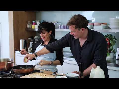 Emma Freud Cooks For Matt Tebbutt - BBC Good Food