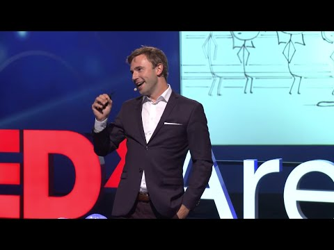 Learn a new culture | Julien S. Bourrelle | TEDxArendal