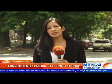 Constituyente madurista elabora ley que busca regular el uso de las redes sociales en Venezuela
