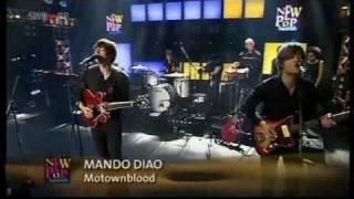 05 Motown Blood - Mando Diao live @ SWR3 hautnah 09