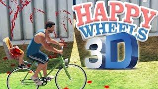 HAPPY WHEELS en 3D!! OMG! Guts and Glory FaRgAn