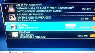 Juegos digitales ps3!!!!