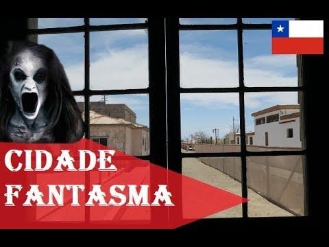 Cidade fantasma - Salitrera Santiago Humberstone - Iquique (Chile) Pt 8