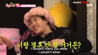 [Roommate S2] Young Ji wants to get married (eng)