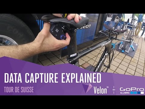 Tour de Suisse 2016: How Velon's capturing the data