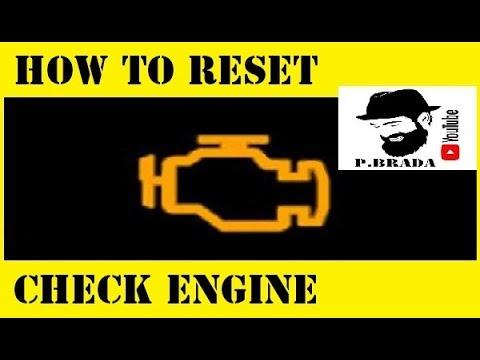 diy reset check engine light without obdii reader autos post. Black Bedroom Furniture Sets. Home Design Ideas