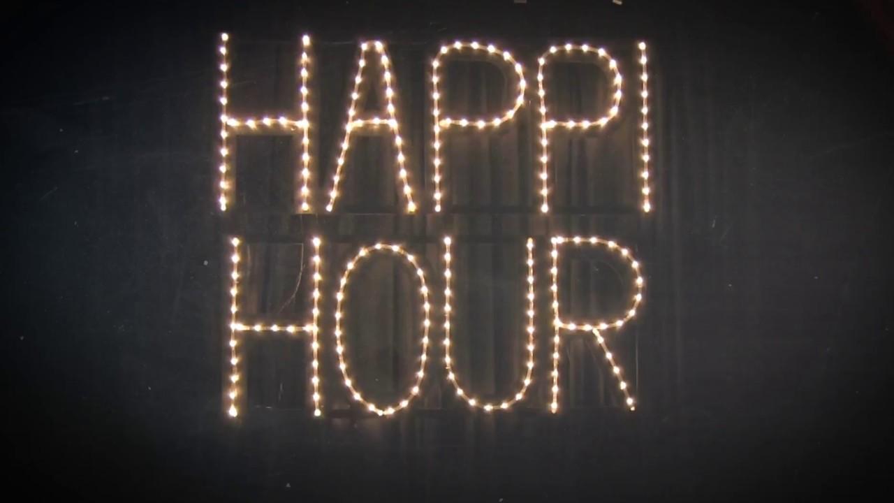 "Extraits - spectacle d'improvisation ""happi hour"""