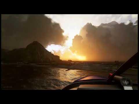 Впечатляющие погодные эффекты в Microsoft Flight Simulator