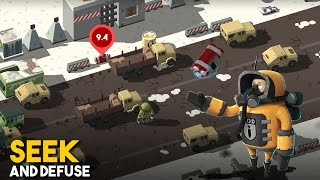 Bomb Hunters ▶️ Android-iOS GamePlay 1080p(by Craneballs  )