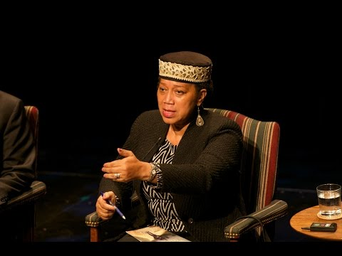 Contemplation and Action - Amb. Shabazz (Eldest Daughter of Malcolm X)