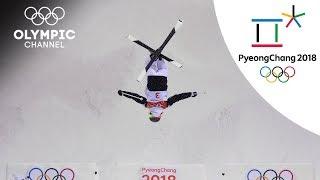 Perrine Laffont's Freestyle Skiing Highlight | PyeongChang 2018