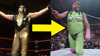 Dumbest Wrestling Costumes