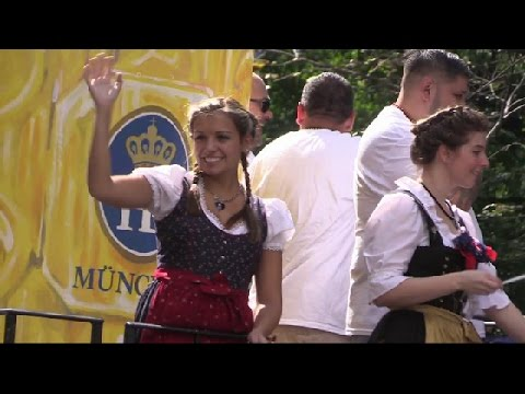 Steuben Parade 2014 NYC (part4) Documentary