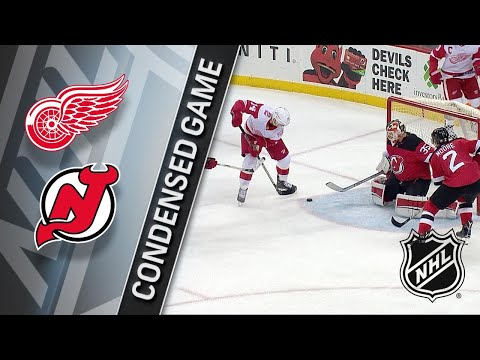 01/22/18 Condensed Game: Red Wings @ Devils