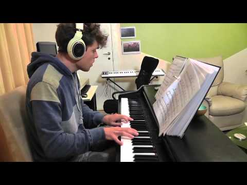 One Direction - Fireproof - Piano Cover - Slower Ballad Cover