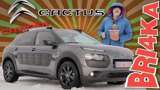 Citroen Cactus | Test and Reivew | Bri4ka.com