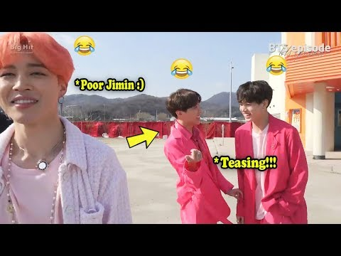 How BTS Teasing Each Other #2