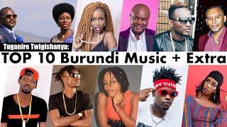 TOP10 Burundi Music/Songs +Extras - Umviriza Indirimbo Ziwacu Zibereye - TUGANIRE TWIGISHANYA E01S07
