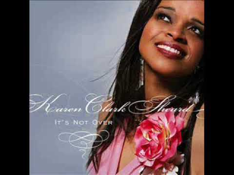 Karen Clark Sheard - It's Not Over ( CD Completo )