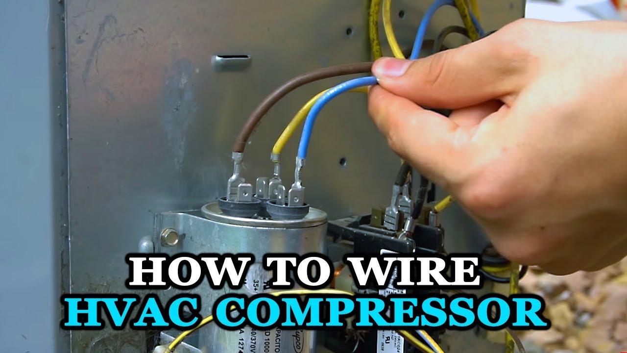 Basic Car Aircon Wiring Diagram