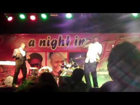 OBI SHINE IN ACCRA,GHANA.