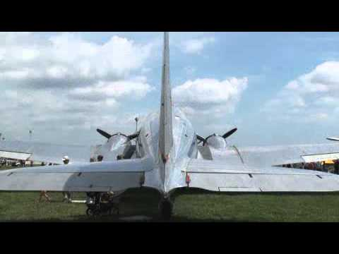 "DC-3 ""House Tour"" - Flying Magazine"