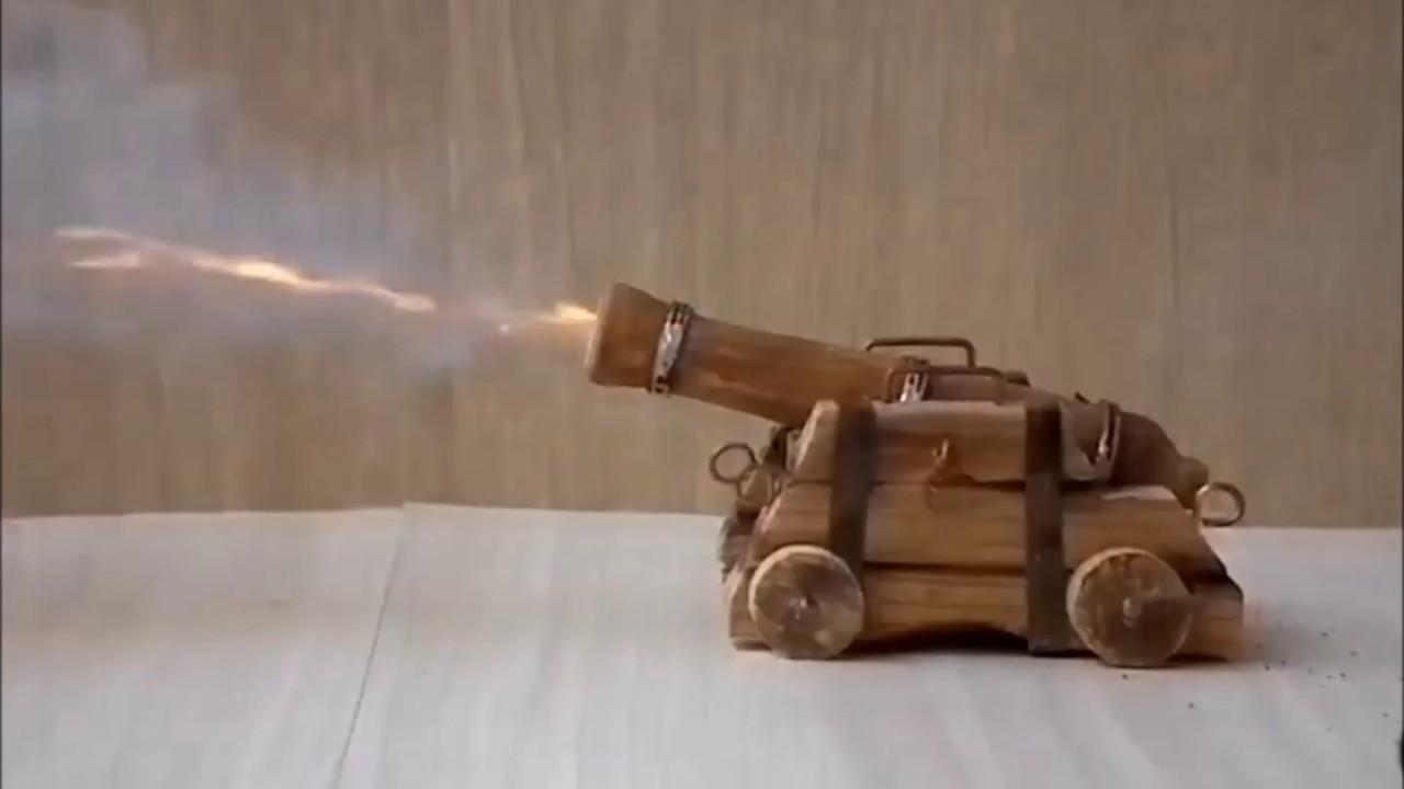 Как сделать электро пушку фото 745