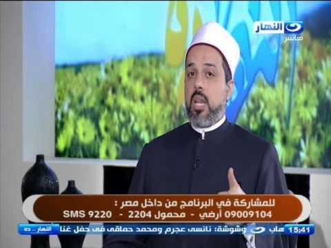 #النهاردة: كفالة اليتيم في الاسلام  بشرح الشيخ احمد مدح�...