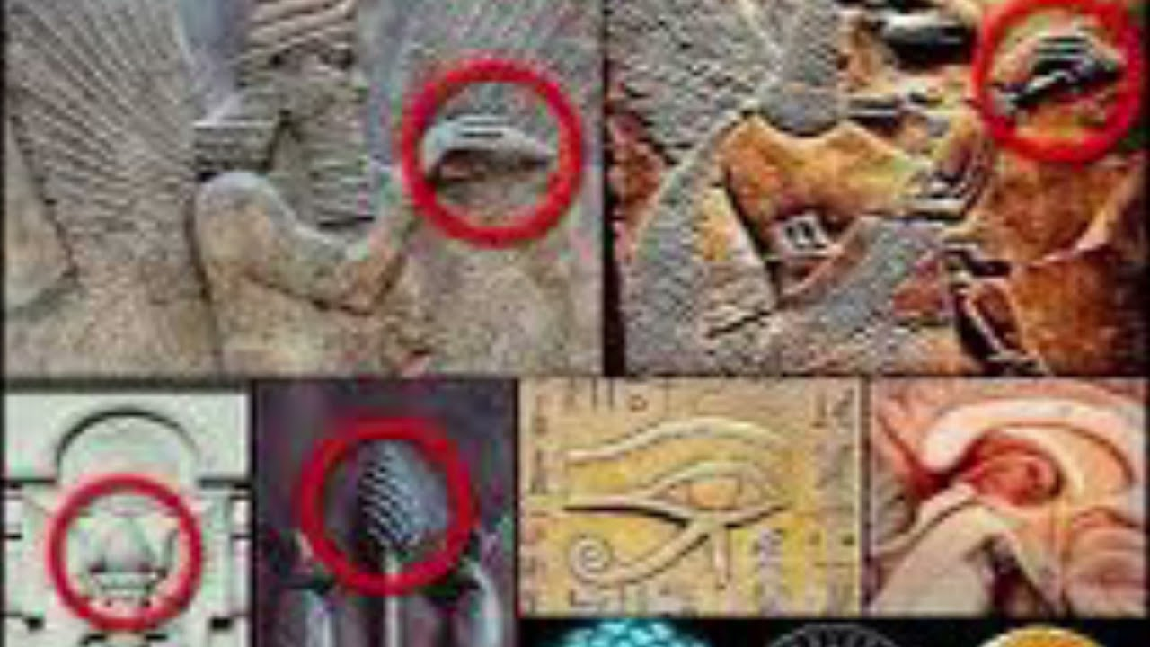 Mysterious Pine Cone Energy Generator Found in Egypt! 🔮🧬 (Must Watch)
