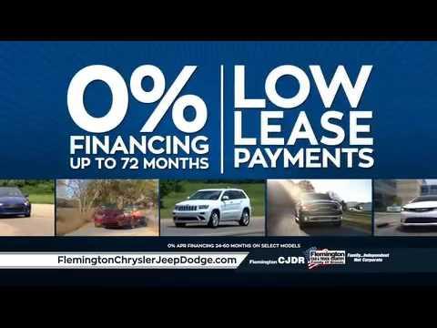 Up to $11,775 off MSRP   0% APR Financing   Lease Deals   Flemington Chrysler Jeep Dodge RAM   08822