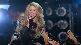 Shakira Talks Baby No. 2 and First Spanish Language Album in 10 Years!
