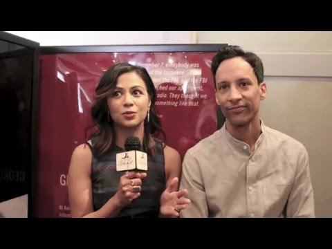 Karen David and Danny Pudi Talk About 'The Tiger Hunter' Their Latest film