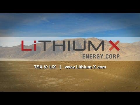 Intro to Lithium X Energy Corp.