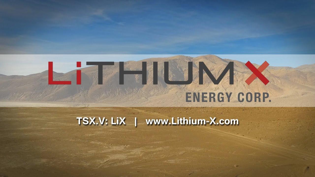 Lithium X Energy