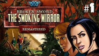 Broken Sword II The Smoking Mirror (Pc) / Remastered / Part 1 / No Commentary