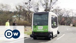 اليابان تجري اختبارات على حافلات صغيرة ذاتية القيادة | الأخبار