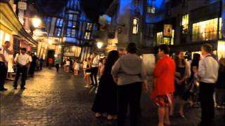 Diagon Alley Preview Sights & Sounds, Universal Studios Florida, Universal Orlando