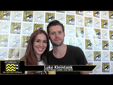 Luke Kleintank The Man in the High Castle at San Diego ComicCon 2016