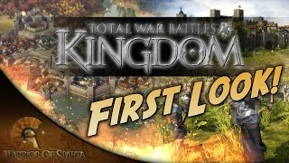Total War Battles: Kingdom Gameplay!