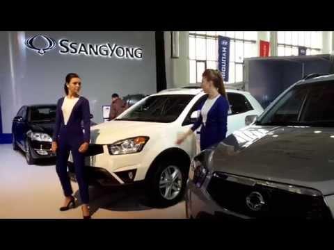 Astana International Auto Salon — 2014Казахстан